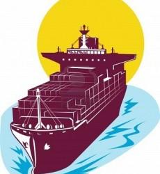 О работе в море